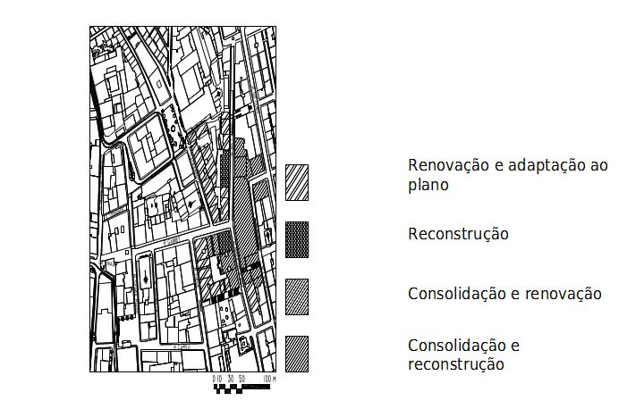 Planta baseada em Álvaro Siza, 2000