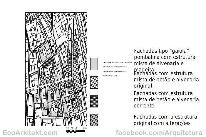 Construção Sustentável - Design das fachadas no Chiado